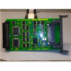 FANUC A20B-2000-0600 REV.03A CIRCUIT BOARD