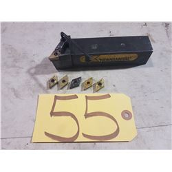 Kennametal Holder with inserts DNMP-431