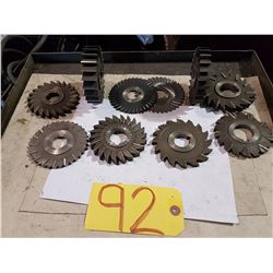 MiLLing Cutter 4''
