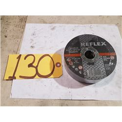 REFLEX Cutting Disc Disc 4''1/2 x 1/25