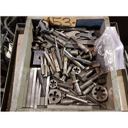 Drawer with Assorted Tools