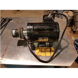 Electric Motor 110/220v 1/2HP