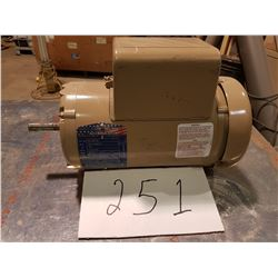 Baldor Electric Motor 115/230v .75HP
