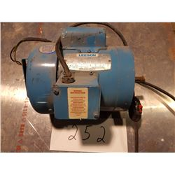 Leeson Electric Motor 115/208/230v 1/2HP
