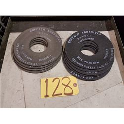 "Buffalo Abrasives cutting disc 8""x1/8""x3"""