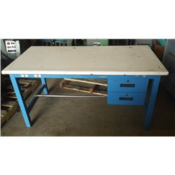 Work Table with drawer