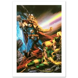 Thor: First Thunder #5 by Stan Lee - Marvel Comics