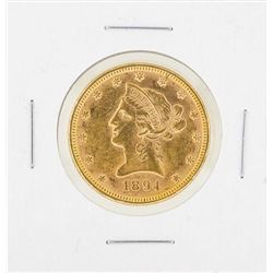 1894 $10 Liberty Gold Coin BU