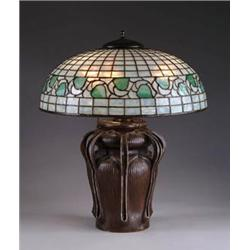 BIGELOW & KENNARD ACORN LAMP