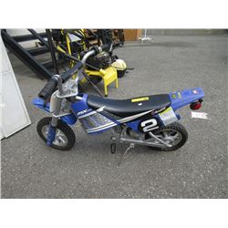 Razor MX350 Electric Motor Cycle