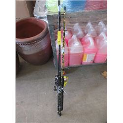 2 Fishing Rods With Reels