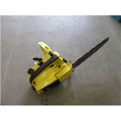 "McCulloch Power Mac 6 Chain Saw- 12"" Bar"