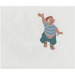 """Peter Pan"" Mr. Smee Animation Cel."