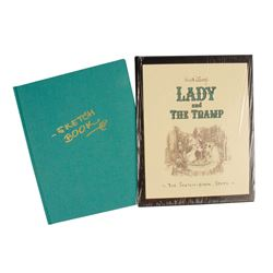 The Sketch Book Series - Lady and the Tramp.