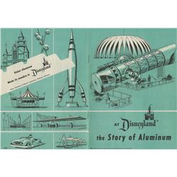 """The Story of Aluminum"" Opening Year Brochure."