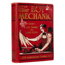 The Boy Mechanic  Pepper's Ghost Book.