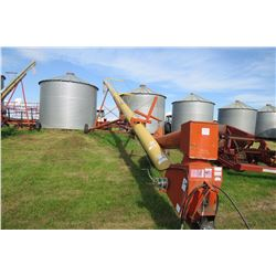 "WESTFIELD 13"" X 71' SWING AWAY AUGER"