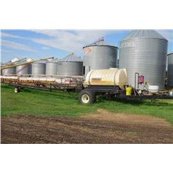 BOURGAULT 850 - 100' HYDRAULIC FIELD SPRAYER