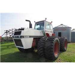 CASE 4890 - 4 WD TRACTOR
