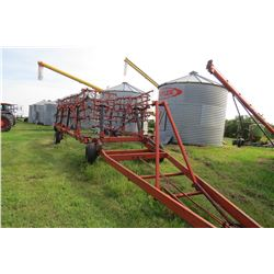 WESTWARD 50' LIGHT TINE HARROWS