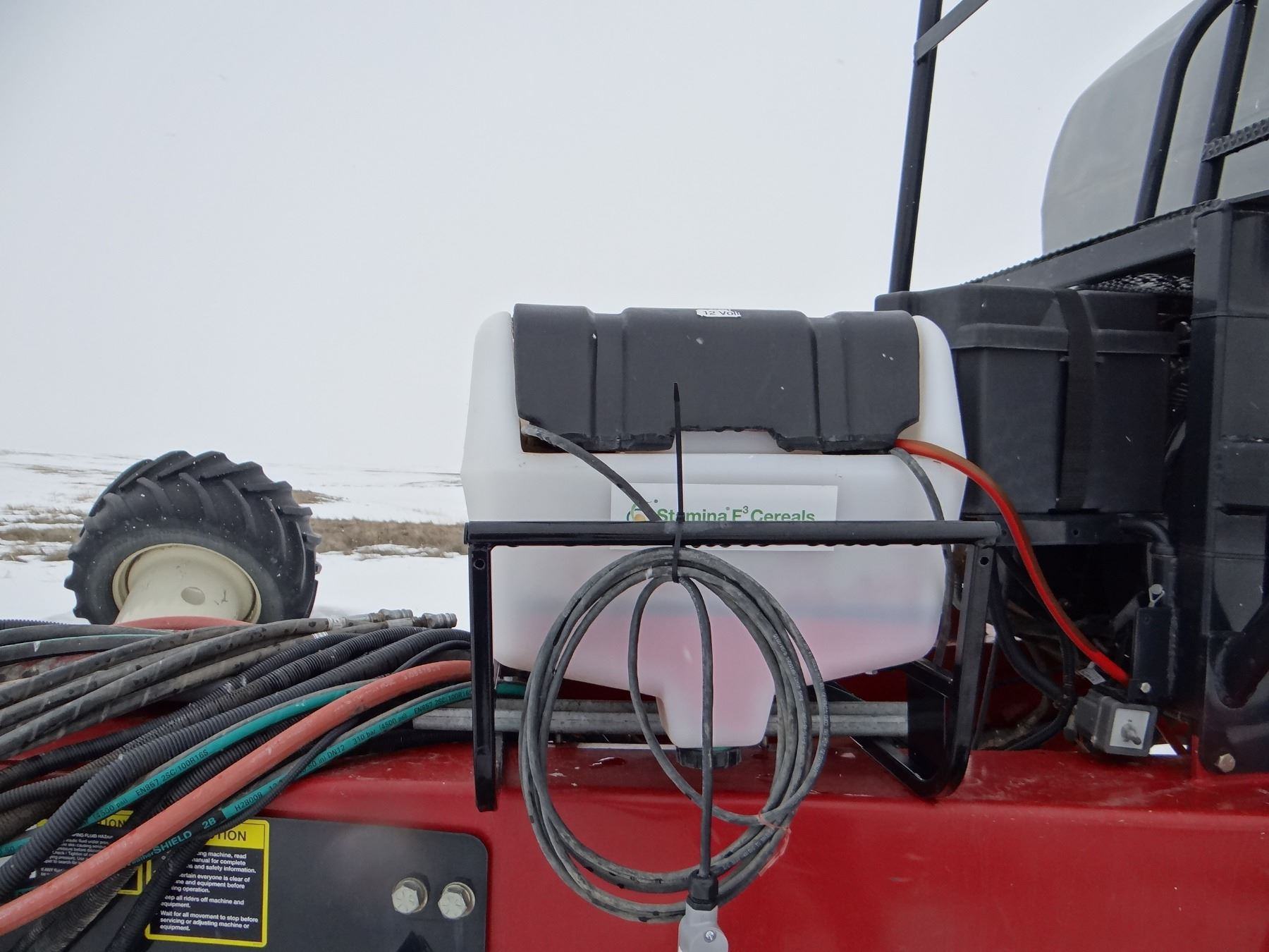 2012 Case Ih Atx700 Air Drill 70x10 Spacing W 3430 Tbt Tractor Wiring Image 18