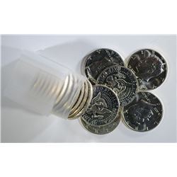 ROLL OF 20 PROOF 1964 KENNEDY HALVES