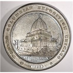 1893 WORLD COLUMBIAN EXPO MEDAL