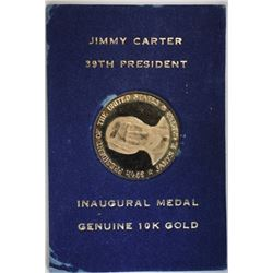 JIMMY CARTER 2.5grams GOLD BAR