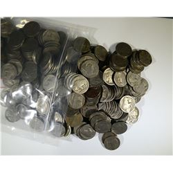 300 No Date Buffalo Nickels.