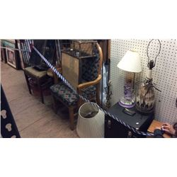 Grouping of Antiques
