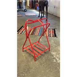 Red Saddle Stand-new