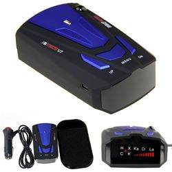 NEW 360 DEGREE LASER RADAR DETECTOR