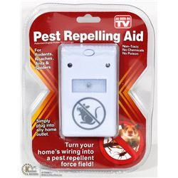 NEW PEST REPELLING AID