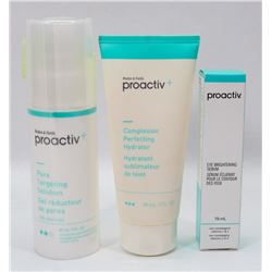 LOT OF 3 RODAN & FIELDS PROACTIV FACE CARE INCL