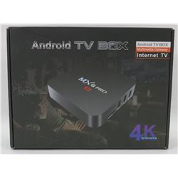 NEW MXQ 4K ANDROID TV BOX MULTIMEDIA GATEWAY