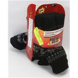 2 PACK OF MENS COZY SLIPPER  SOCKS