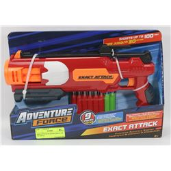 KIDS ATTACK BLASTER (SHOOT UP TO 100FT),