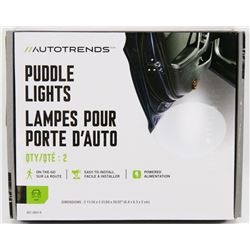 NEW AUTOTRENDS PUDDLE LIGHT KIT