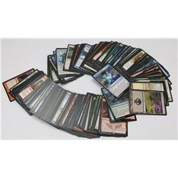 LOT OF 210+ MAGIC THE GATHERING CARDS