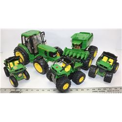 JOHN DEERE 5 PIECE LOT