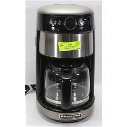 KITCHENAID 14 CUP ARCHITECT GLASS CARAFE COFFEE