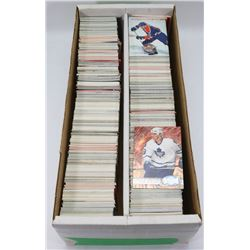 1600 ASSORTED HOCKEY CARDS