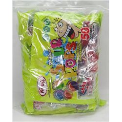 LARGE BAG OF ORIGINAL SOUR POPS