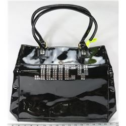"LARGE ""JUICY"" COUTURE REPLICA BAG"