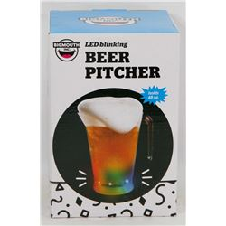 NEW LED BLINKING BEER PITCHER
