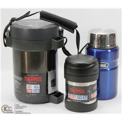 LARGE 1.8L (61-OZ) INSULATED STAINLESS STEEL