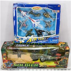 SEALED ITEMS SOLDIER FORCE SERIES STORM HEROS