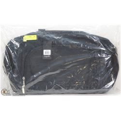 NEW BUGATTI DUFFLE BAG IN PLASTIC