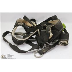 CUSTOM DOG HARNESS FOR HUSKY SIZE DOG