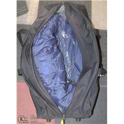 BAG WITH CAMPING INCL 2 CHAIRS AND SLEEPING BAG